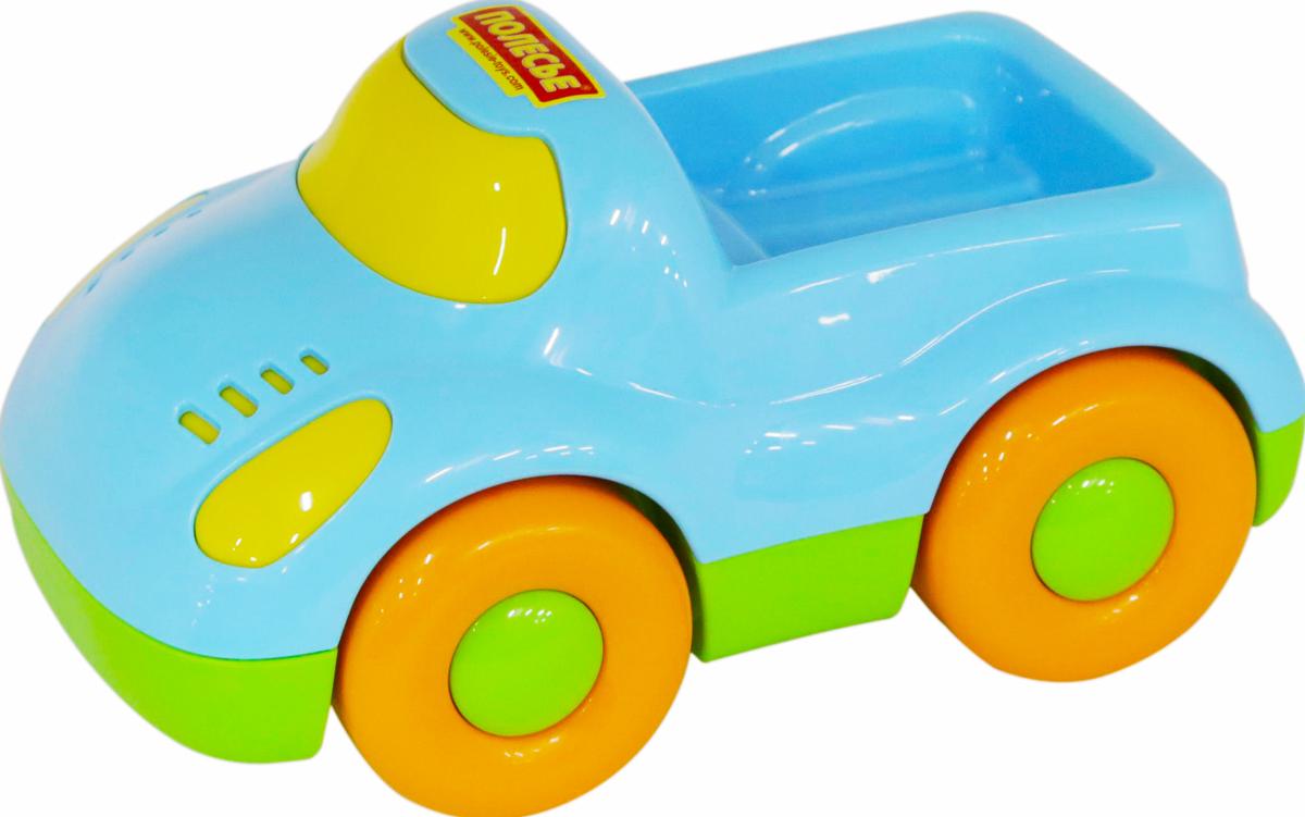 Полесье Автомобиль-пикап Дружок полесье каталка пикап с ручкой 2 цвет желтый
