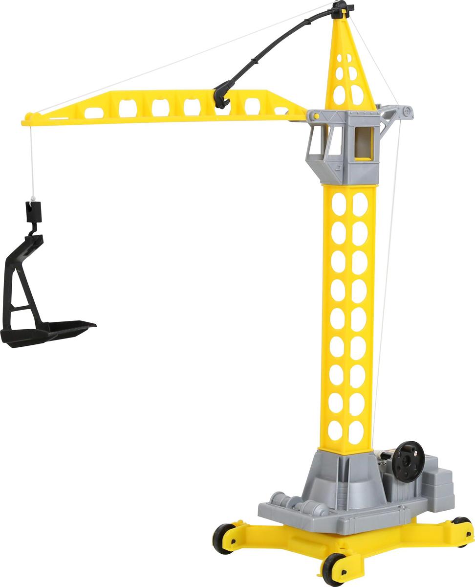 Полесье Башенный кран Агат 56429 mc2 игрушечный детектор лжи