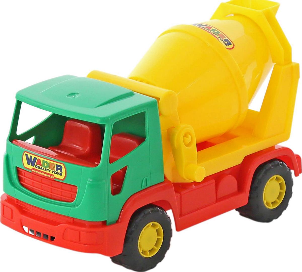 Полесье Бетоновоз Агат цвет в ассортименте автомобиль полесье жук цвет в ассортименте в ассортименте 780