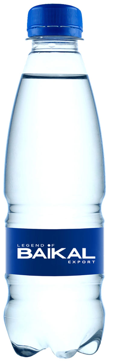 Legend of Baikal вода питьевая глубинная негазированная, 12 шт по 0,33 л набор столовых ножей nadoba lenka
