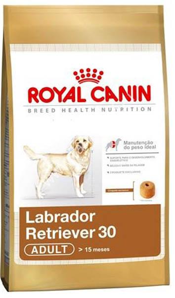 Корм сухой Royal Canin  Labrador Retriver , для лабрадоров старше 15 месяцев, 3 кг - Корма и лакомства