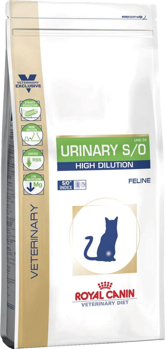 Корм сухой Royal Canin Vet Urinary S/O High Dilution UMC34, для кошек при лечении мочекаменной болезни (быстрое растворение струвитов), 7 кг66071Сухой корм для кошек при лечении мочекаменной болезни (быстрое растворение струвитов).Состав: рис, пшеничная клейковина, дегидратированное мясо птицы, кукурузная мука, животные жиры, кукурузная клейковина, минеральные вещества, растительная клетчатка, гидролизат животных белков, рыбий жир, соевое масло, фруктооли- госахариды (ФОС), яичный порошок, гидролизат панциря ракообразных (источник глюкозамина), экстракт бархатцев прямостоячих (источник лютеина).Питательные добавки: витамин А: 22200 МЕ, витамин D3: 500 МЕ, железо: 45 мг, йод: 3 мг, медь: 7 мг, марганец: 59 мг, цинк: 192 мг, антиоксиданты.Товар сертифицирован.