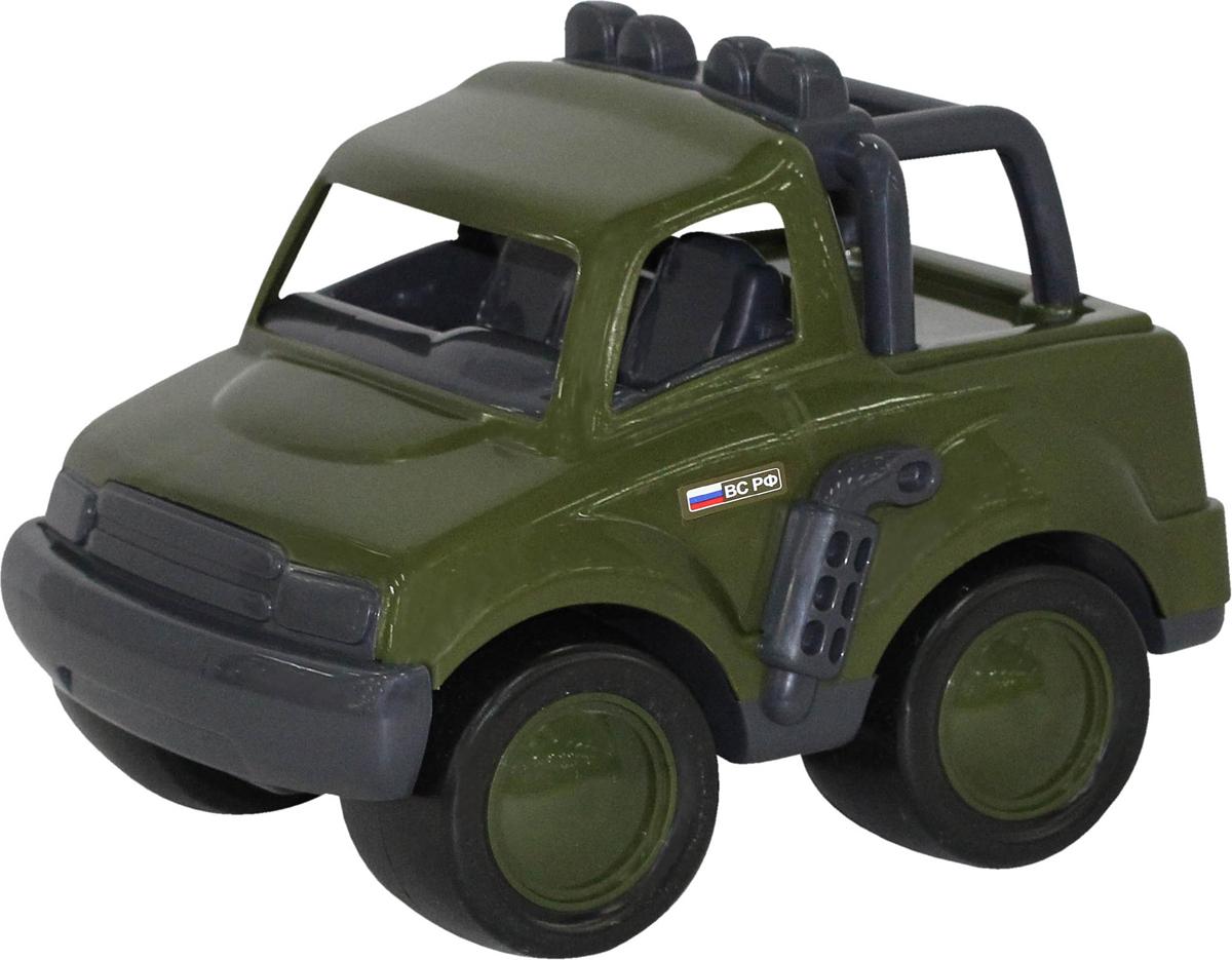 Полесье Военный джип легковой автомобиль полесье жук 0780