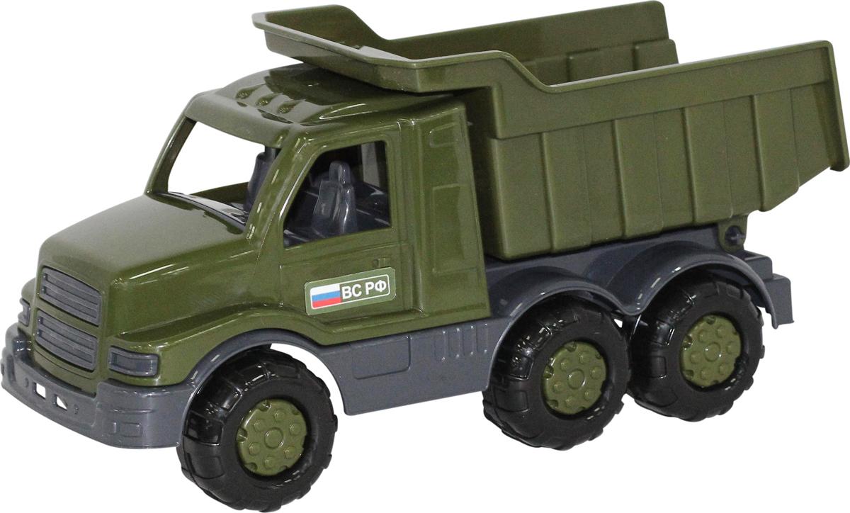 Полесье Военный самосвал Гоша купить гоша интерактивная игрушка