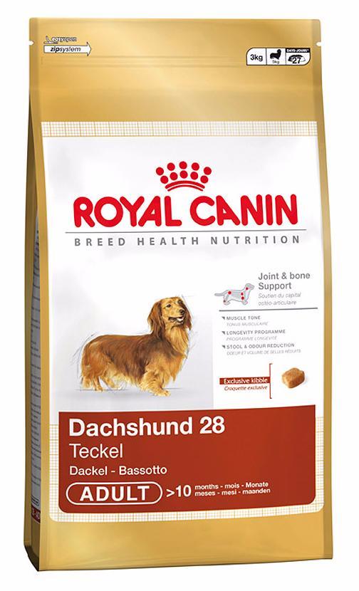 Корм сухой Royal Canin Dachshund 28, для собак породы такса с 10 месяцев, 1,5 кг63008Сухой корм для собак породы Такса старше 10 месяцев является полноценным кормом для собак породы такса, который был специально разработан для удовлетворения потребностей этих собак и обеспечивает оптимальную поддержкуих уникальной физиологии.Состав: рис, дегидратированное мясо птицы, изолят растительных белков, животные жиры, гидролизованные животные белки, растительная клетчатка, свекольный жом, минеральные вещества, растительные масла (сои и бурачника лекарственного), рыбий жир, фруктоолигосахариды, полифосфат натрия, таурин, гидролизованные ракообразные (источник глюкозамина), экстракты зеленого чая и винограда (источник полифенолов), экстракт бархатцев (источник лютеина), L-карнитин, гидролизованные хрящи (источник хондроитина).Товар сертифицирован.