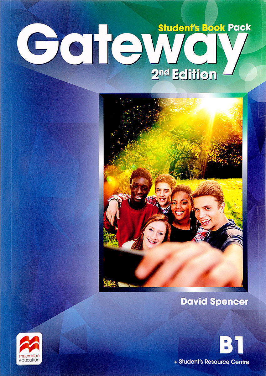 Gateway B1: Student's Book playtime a class book