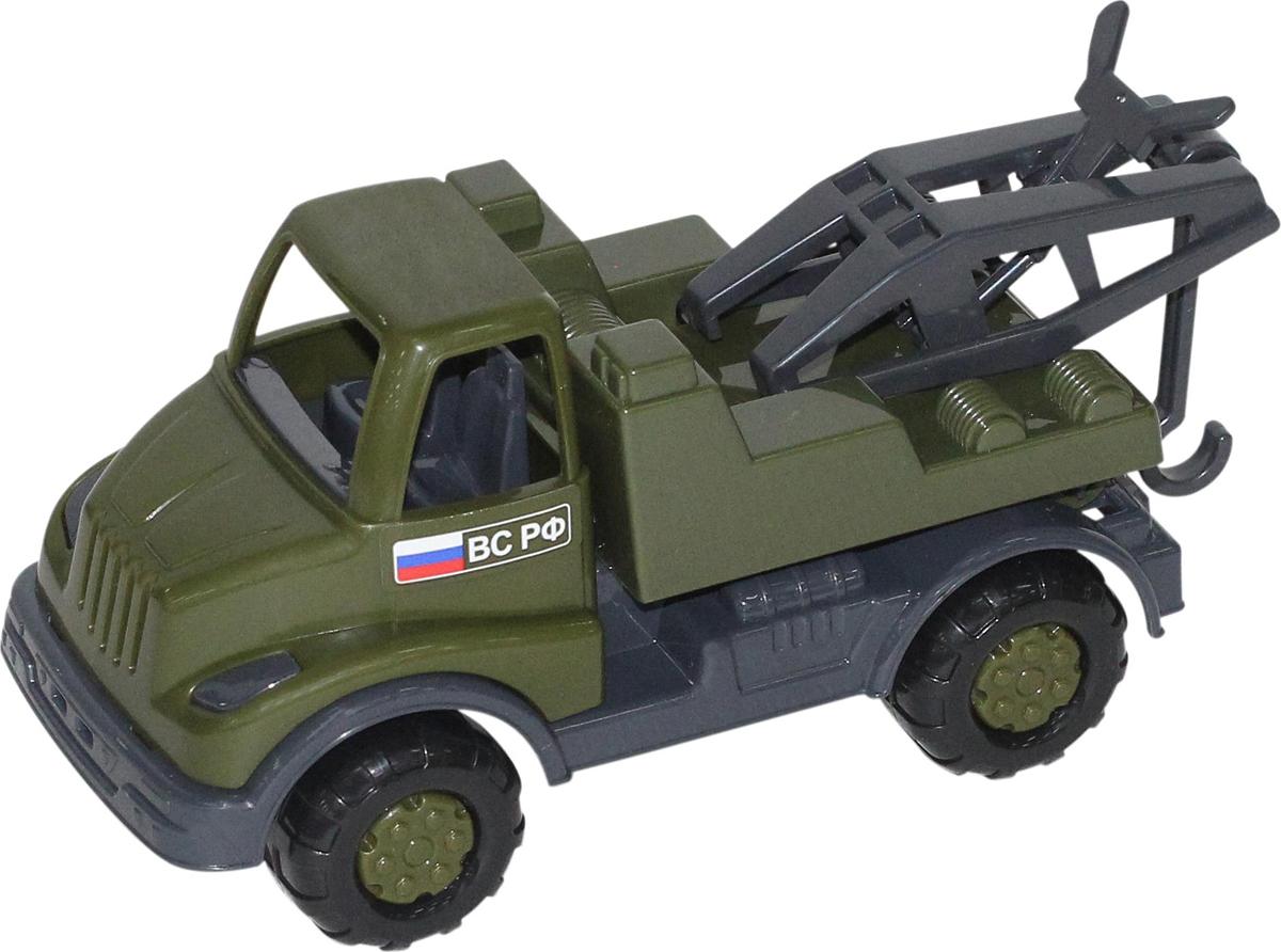 Полесье Военный эвакуатор Кнопик легковой автомобиль полесье жук 0780