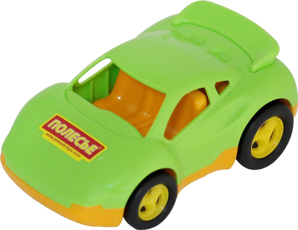 Полесье Гоночный автомобиль Вираж цвет салатовый полесье гоночный автомобиль торнадо цвет желтый