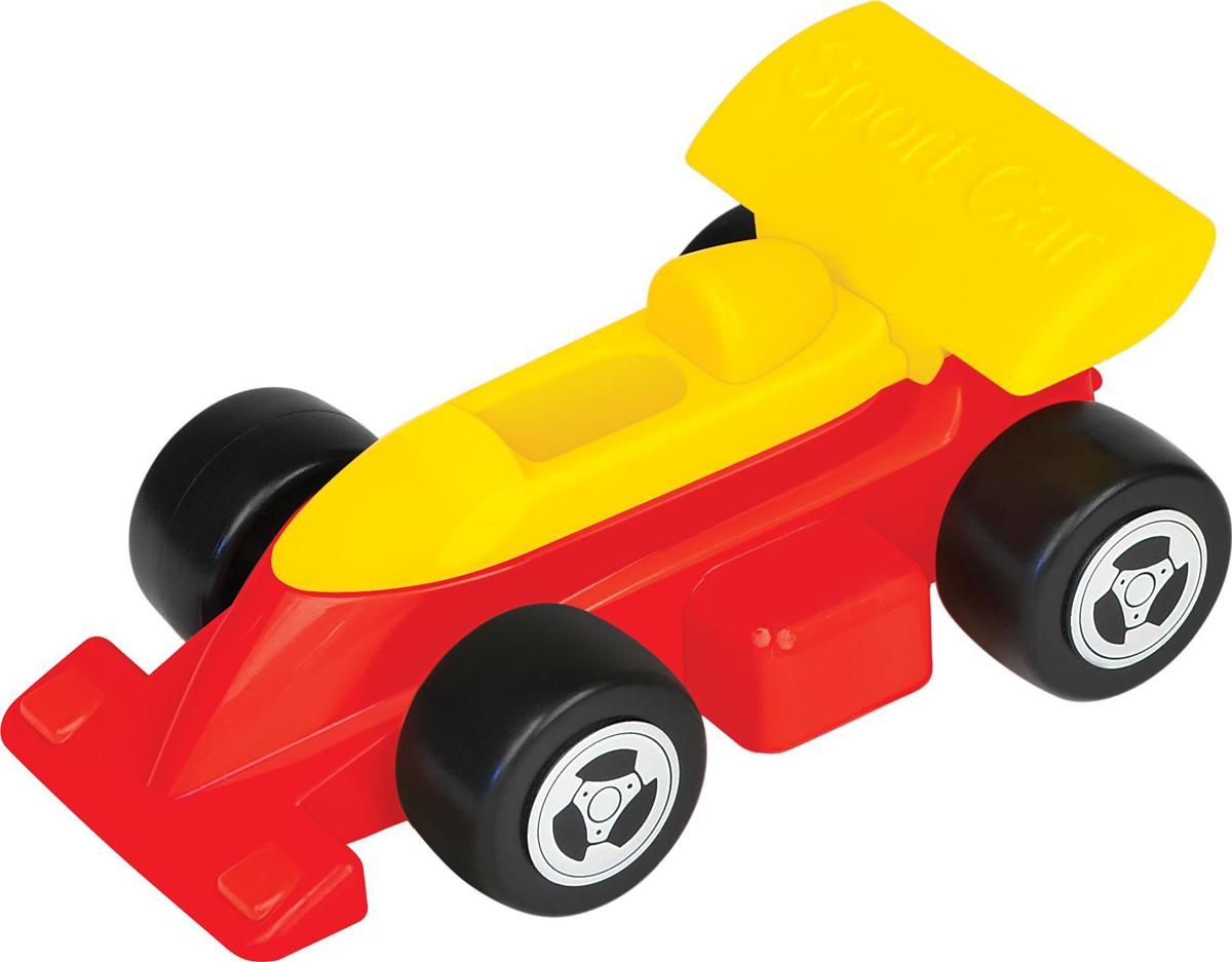 Полесье Гоночный автомобиль Спорт Кар полесье гоночный автомобиль торнадо цвет желтый