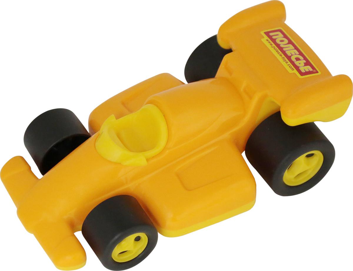 Полесье Гоночный автомобиль Спринт полесье гоночный автомобиль торнадо цвет желтый