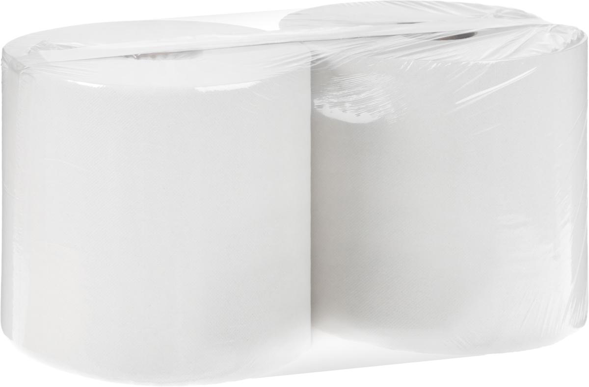 Полотенца бумажные Veiro Professional Basic, однослойные, 2 рулона451257аОдноразовые бумажные полотенца, изготовленные из натуральной целлюлозы, предназначены для удаления излишней влаги и масляных жидкостей с любых поверхностей. Могут быть использованы дома, на природе, в офисе. Они отлично справляются со всеми видами очистки поверхности от загрязнений и удаления излишней влаги. При намокании не рвутся и не оставляют частиц бумаги на вытираемой поверхности.