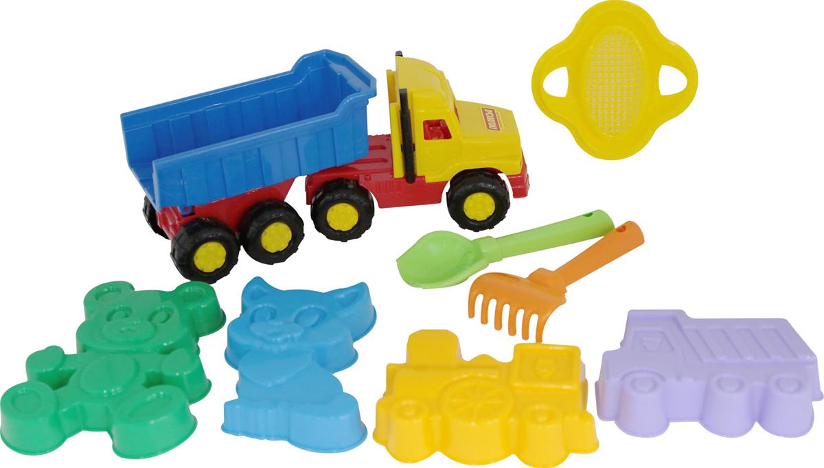 Полесье Набор игрушек для песочницы №105 Фаворит полесье набор для песочницы 460