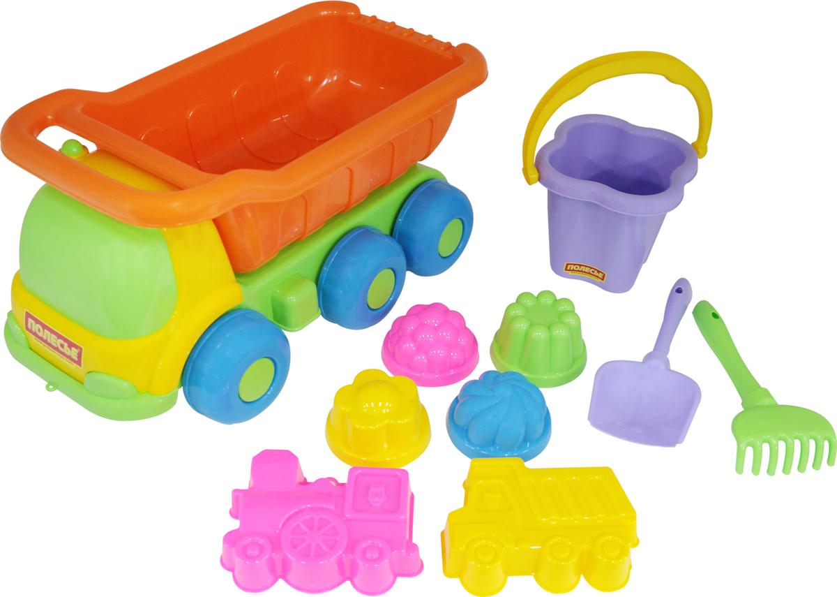 Полесье Набор игрушек для песочницы №128 Универсал полесье набор для песочницы 350