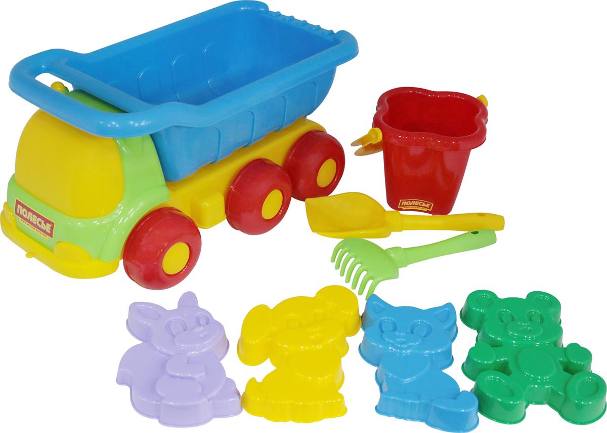 Полесье Набор игрушек для песочницы №129 Универсал полесье набор для песочницы 406