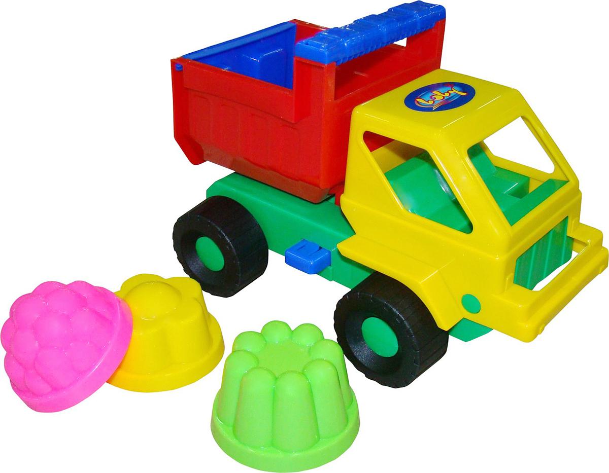Полесье Набор игрушек для песочницы №13 Кузя полесье набор игрушек для песочницы 73