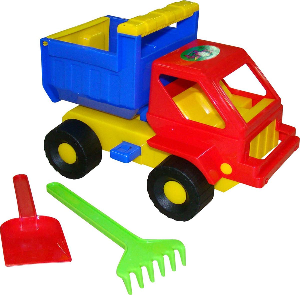 Полесье Набор игрушек для песочницы №14 Кузя полесье набор игрушек для песочницы 73