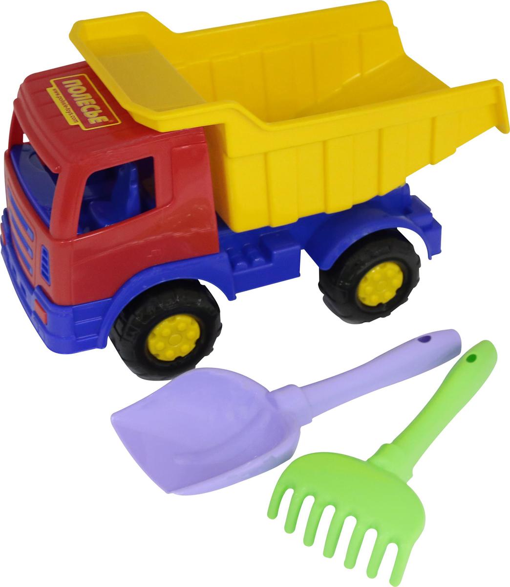 Полесье Набор игрушек для песочницы №183 Мираж