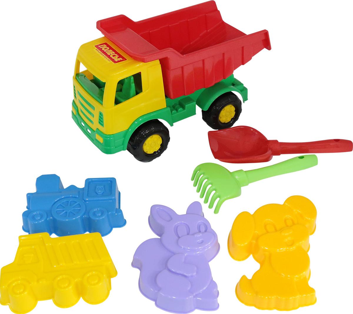 Полесье Набор игрушек для песочницы №184 Мираж полесье набор для песочницы 340