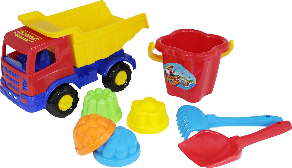 Полесье Набор игрушек для песочницы №185 Мираж полесье набор для песочницы 472