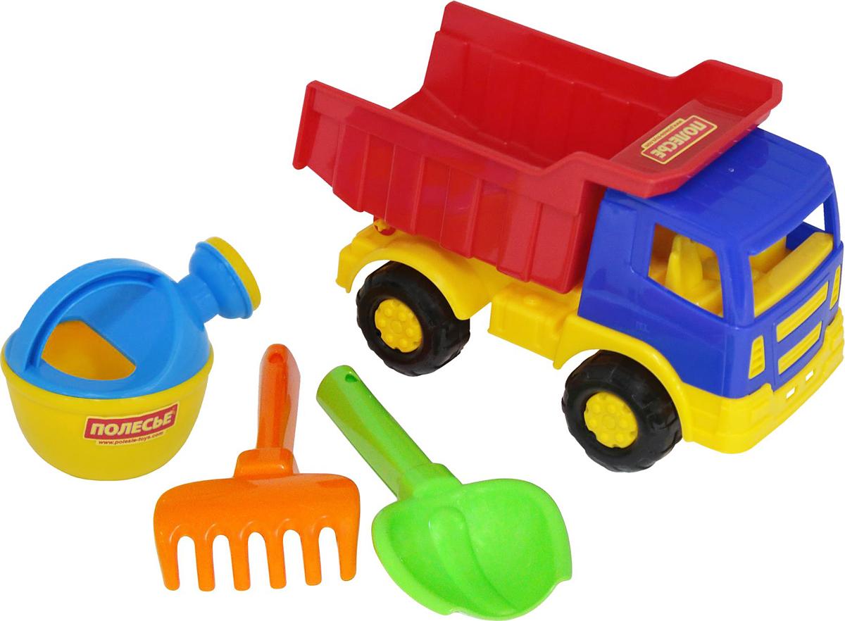 Полесье Набор игрушек для песочницы №190 Салют полесье набор игрушек для песочницы 73