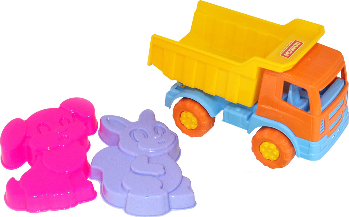 Полесье Набор игрушек для песочницы №191 Салют полесье набор для песочницы 406