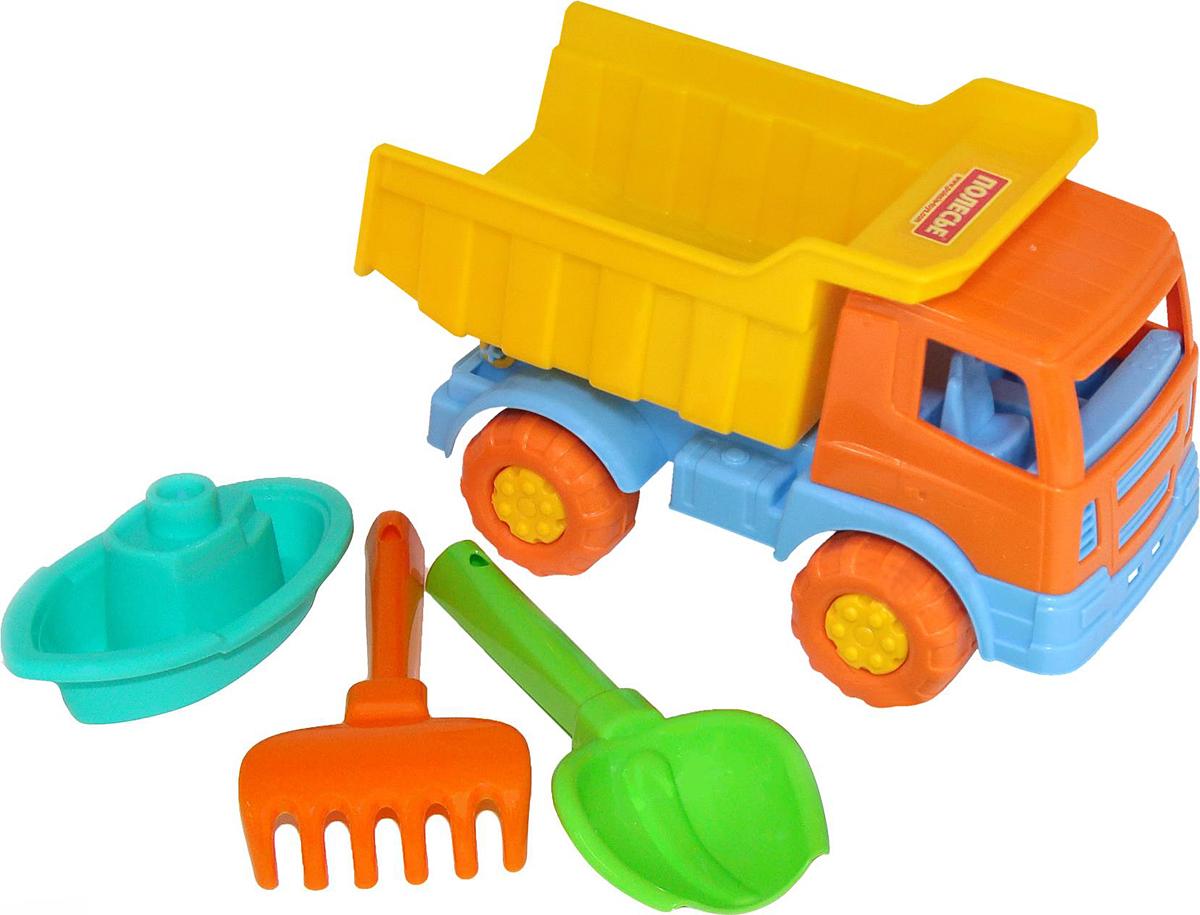 Полесье Набор игрушек для песочницы №248 Салют полесье набор для песочницы 460