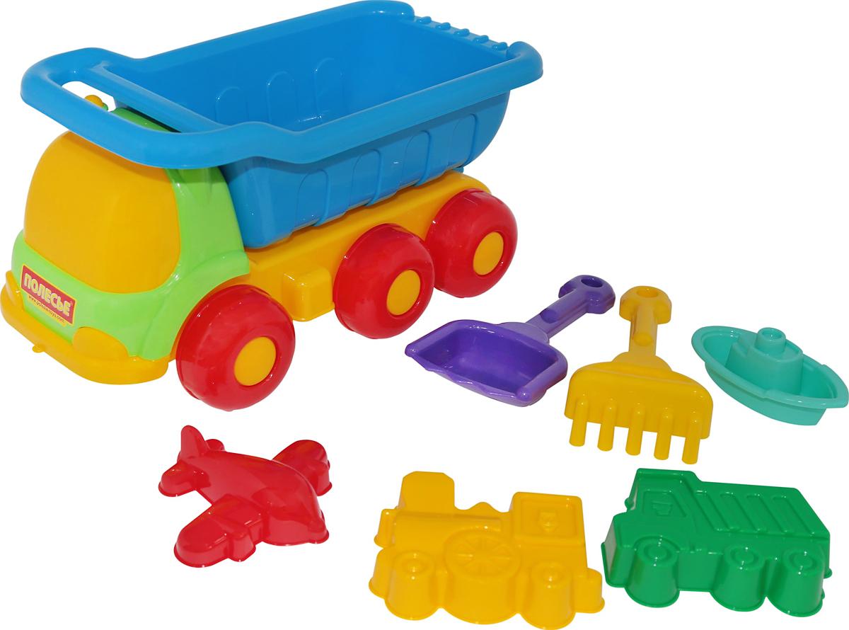 Полесье Набор игрушек для песочницы №259 Универсал полесье набор для песочницы 460