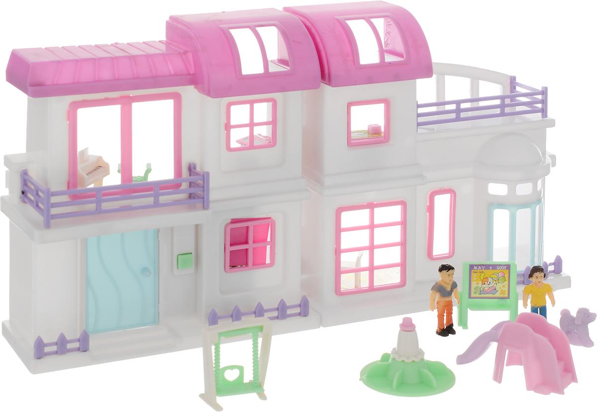 Shantou Gepai Игровой набор Дачный домик игрушка для активного отдыха домик shantou gepai 999e 11a