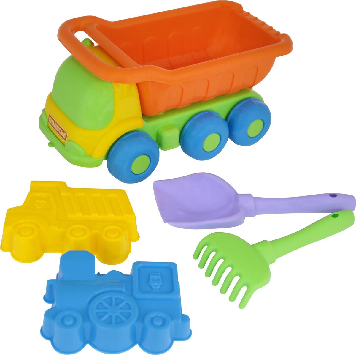 Полесье Набор игрушек для песочницы №269 Кеша полесье набор для песочницы 340
