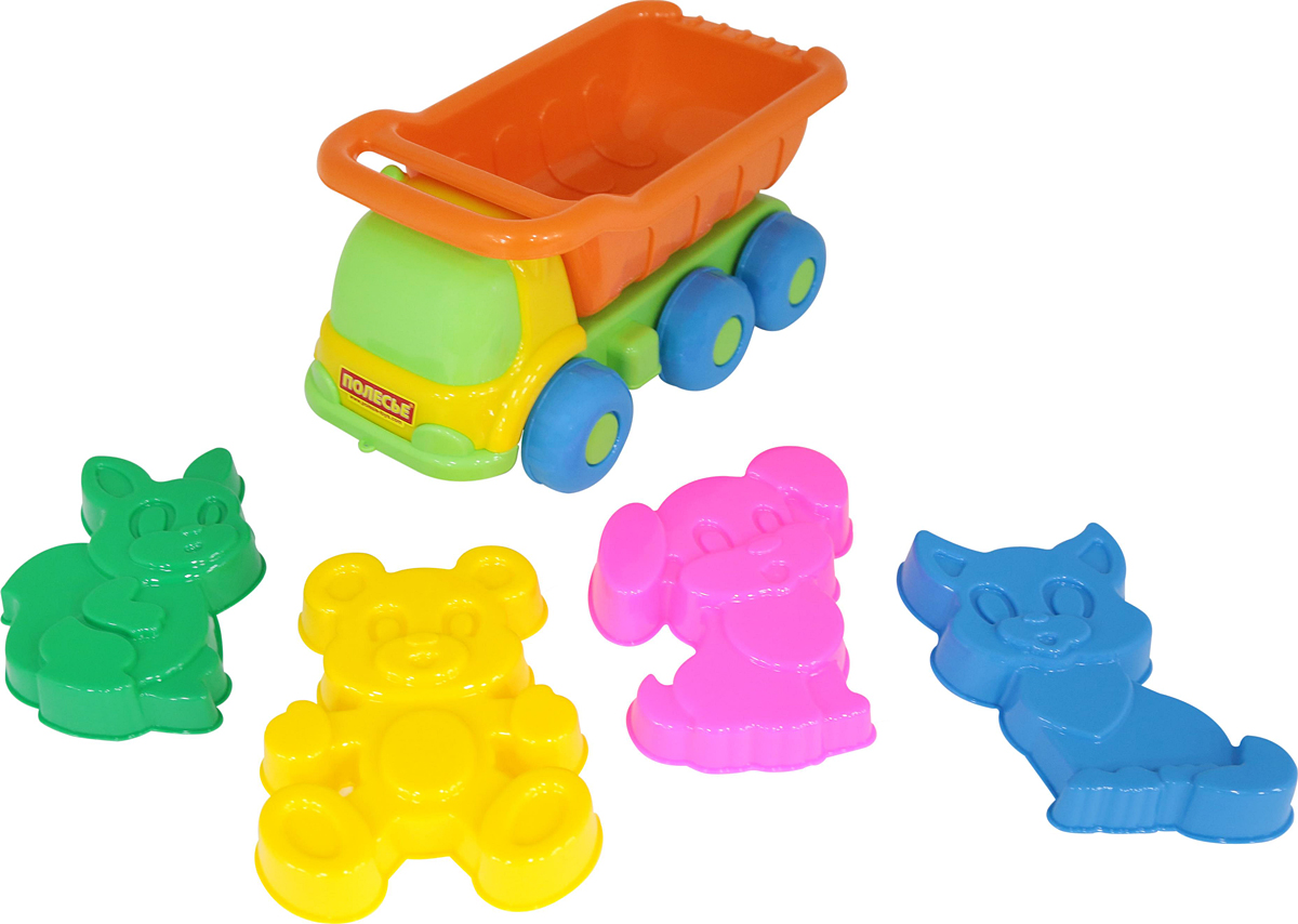Полесье Набор игрушек для песочницы №271 Кеша полесье набор игрушек для песочницы 73