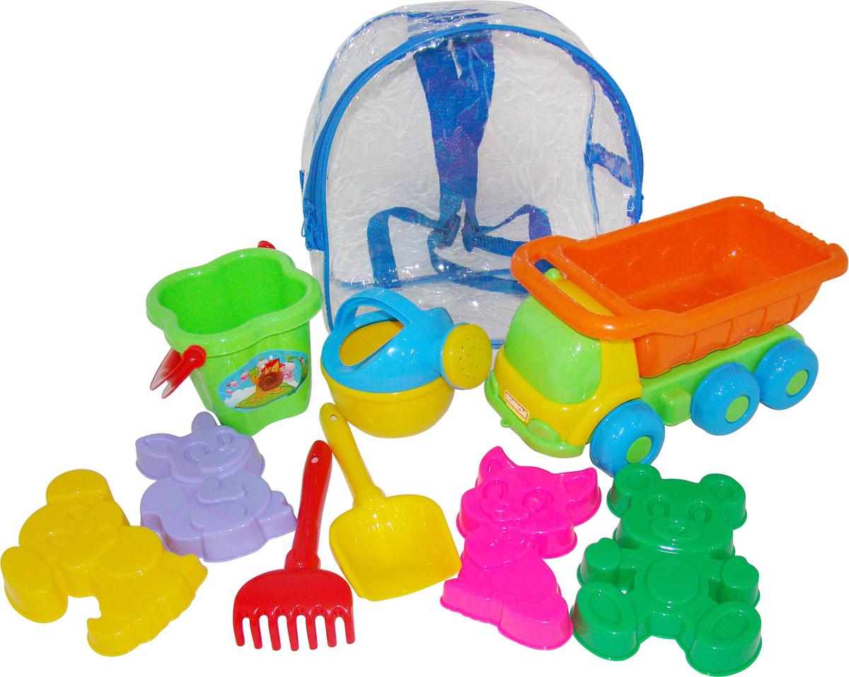 Полесье Набор игрушек для песочницы №273 Кеша полесье набор для песочницы 406