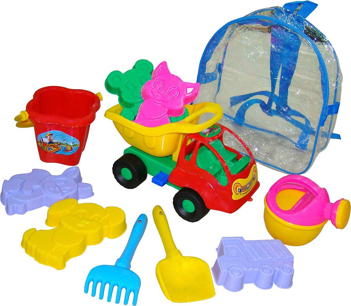 Полесье Набор игрушек для песочницы №310 Муравей полесье набор для песочницы 469