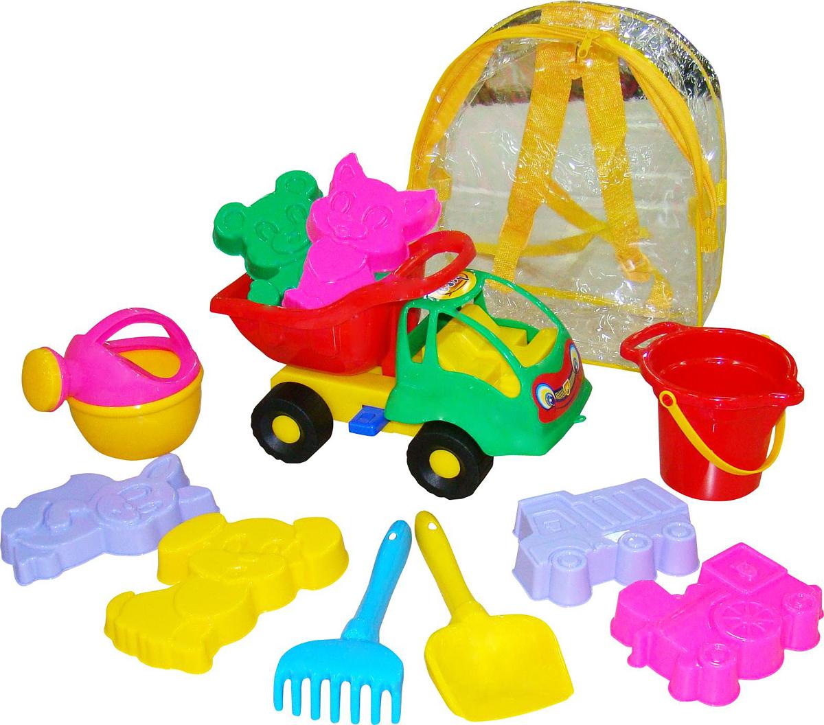 Полесье Набор игрушек для песочницы №352 Муравей полесье набор игрушек для песочницы 73