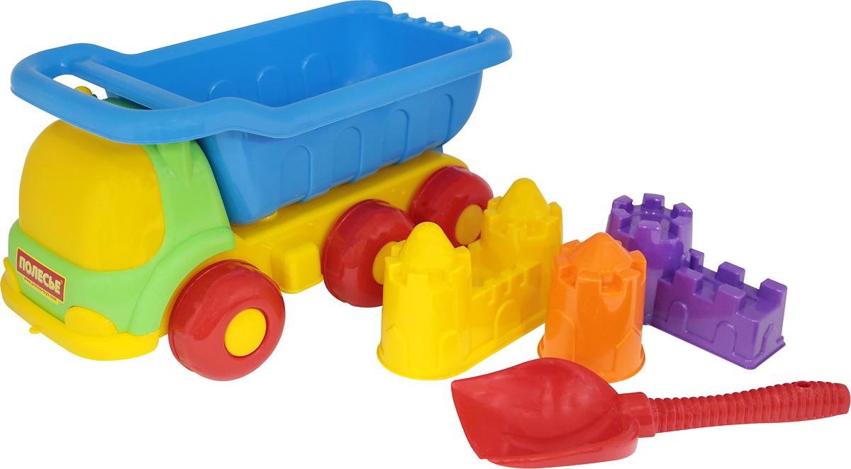 Полесье Набор игрушек для песочницы №367 Универсал полесье набор для песочницы 340