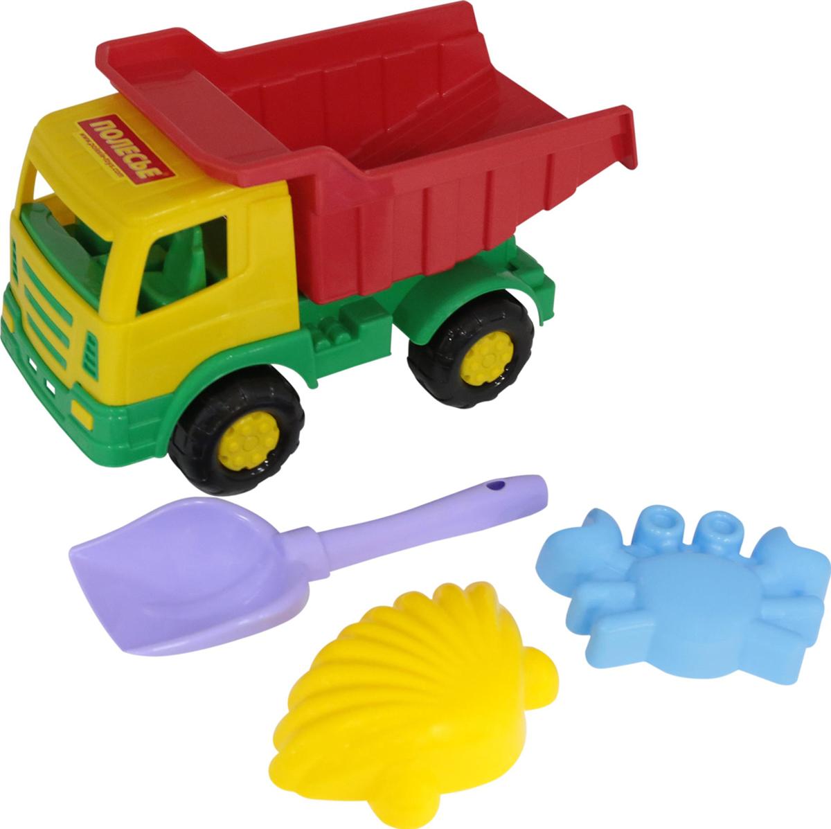 Полесье Набор игрушек для песочницы №369 Мираж омега 369 в аптеке купить