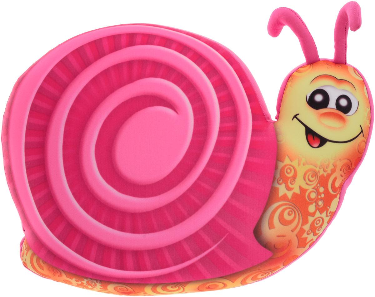 Sima-land Мягкая игрушка-антистресс Улитка цвет розовый 24 см улитка где можно в волгограде цена