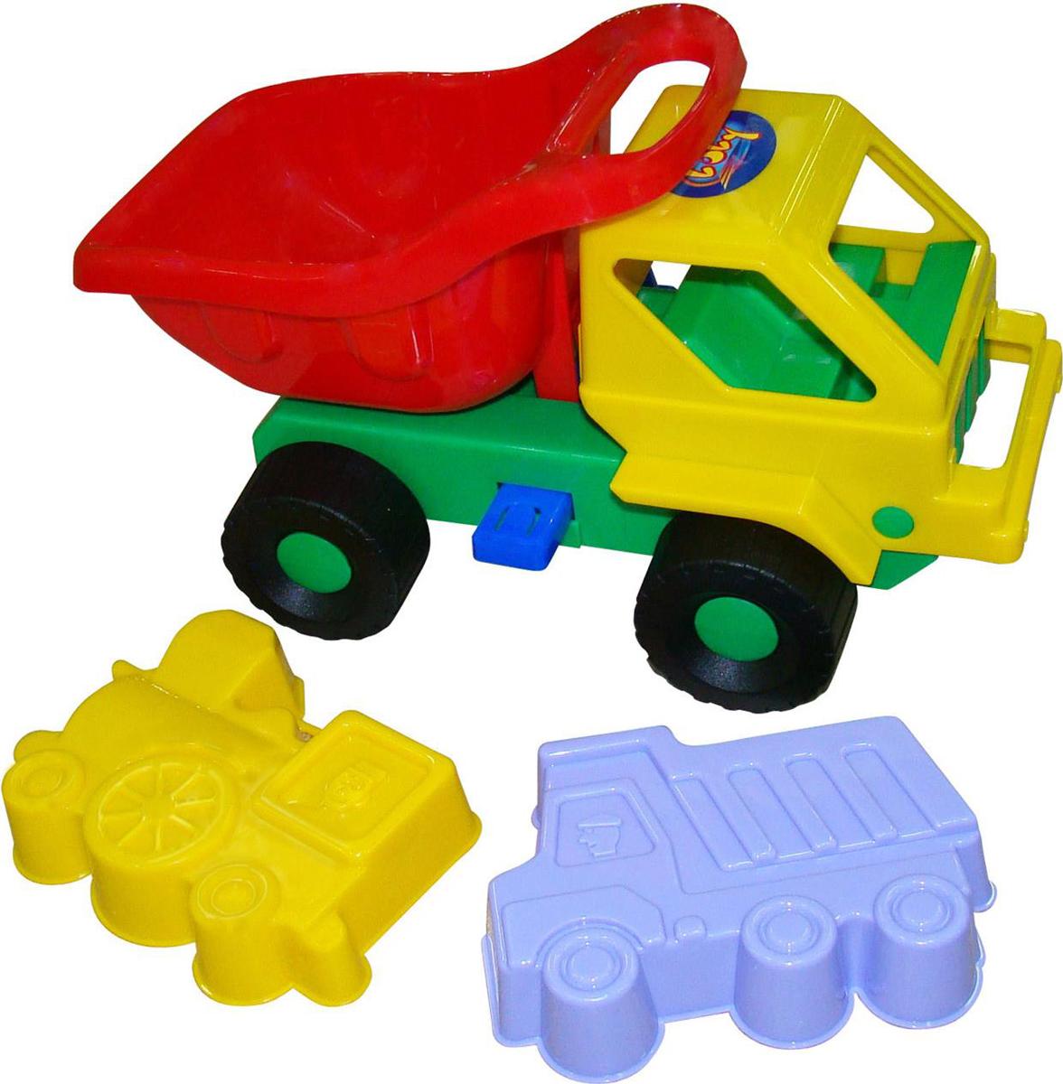 Полесье Набор игрушек для песочницы №42 Кузя-2 полесье набор игрушек для песочницы 73