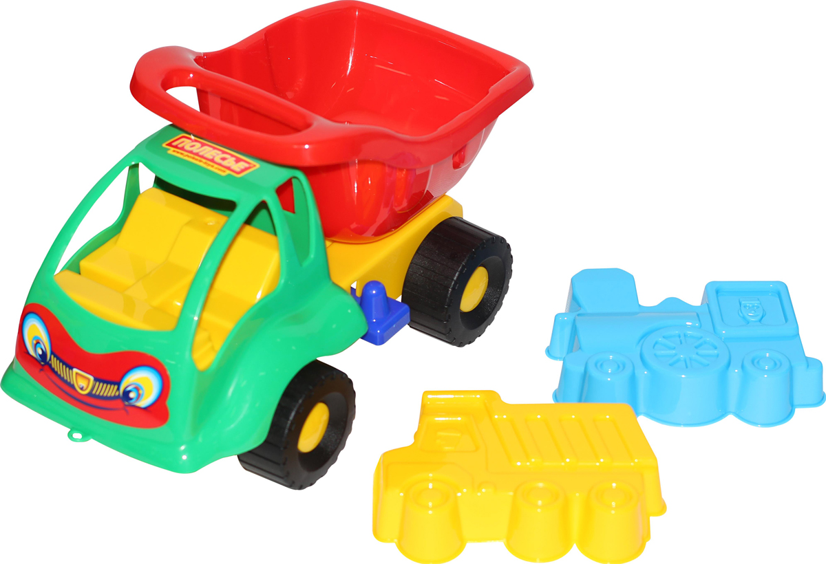 Полесье Набор игрушек для песочницы №50 Муравей полесье набор для песочницы 340