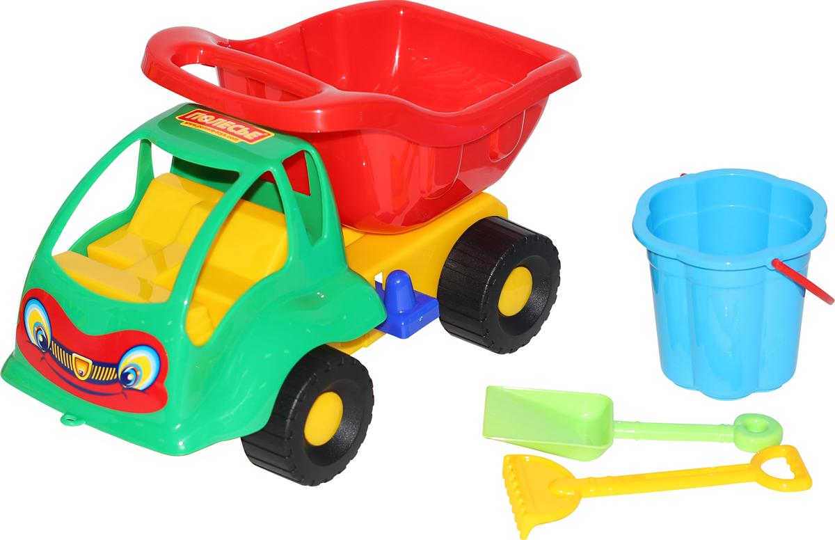 Полесье Набор игрушек для песочницы №57 Муравей Полесье