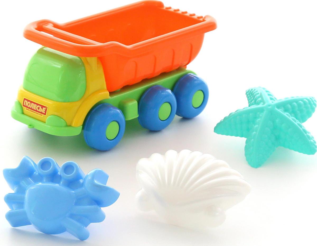 Полесье Набор игрушек для песочницы №570 Кеша полесье набор для песочницы 340