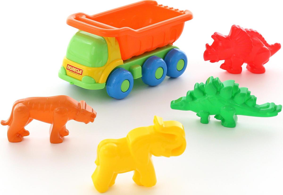 Полесье Набор игрушек для песочницы №572 Кеша полесье набор для песочницы 340