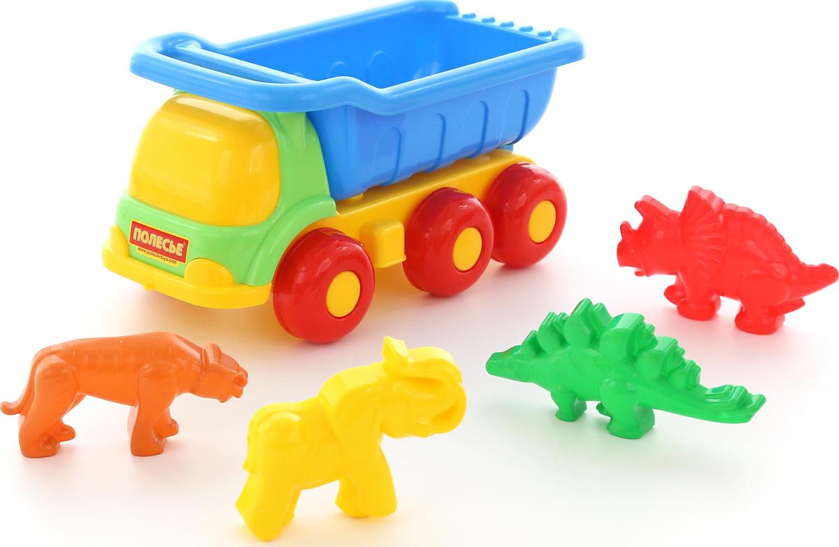 Полесье Набор игрушек для песочницы №574 Универсал полесье набор для песочницы 340