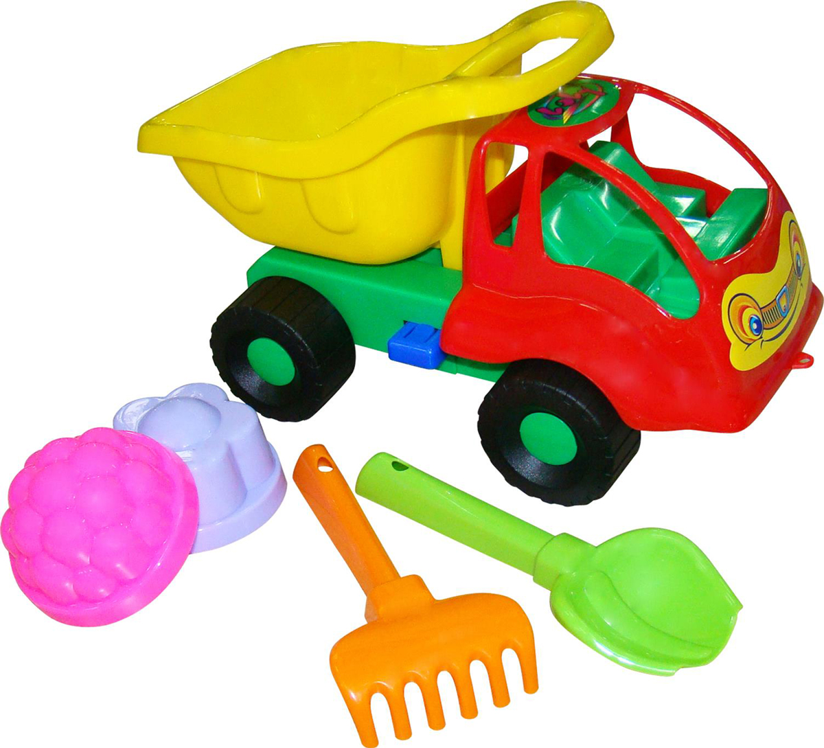 Полесье Набор игрушек для песочницы №58 Муравей полесье набор игрушек для песочницы 73