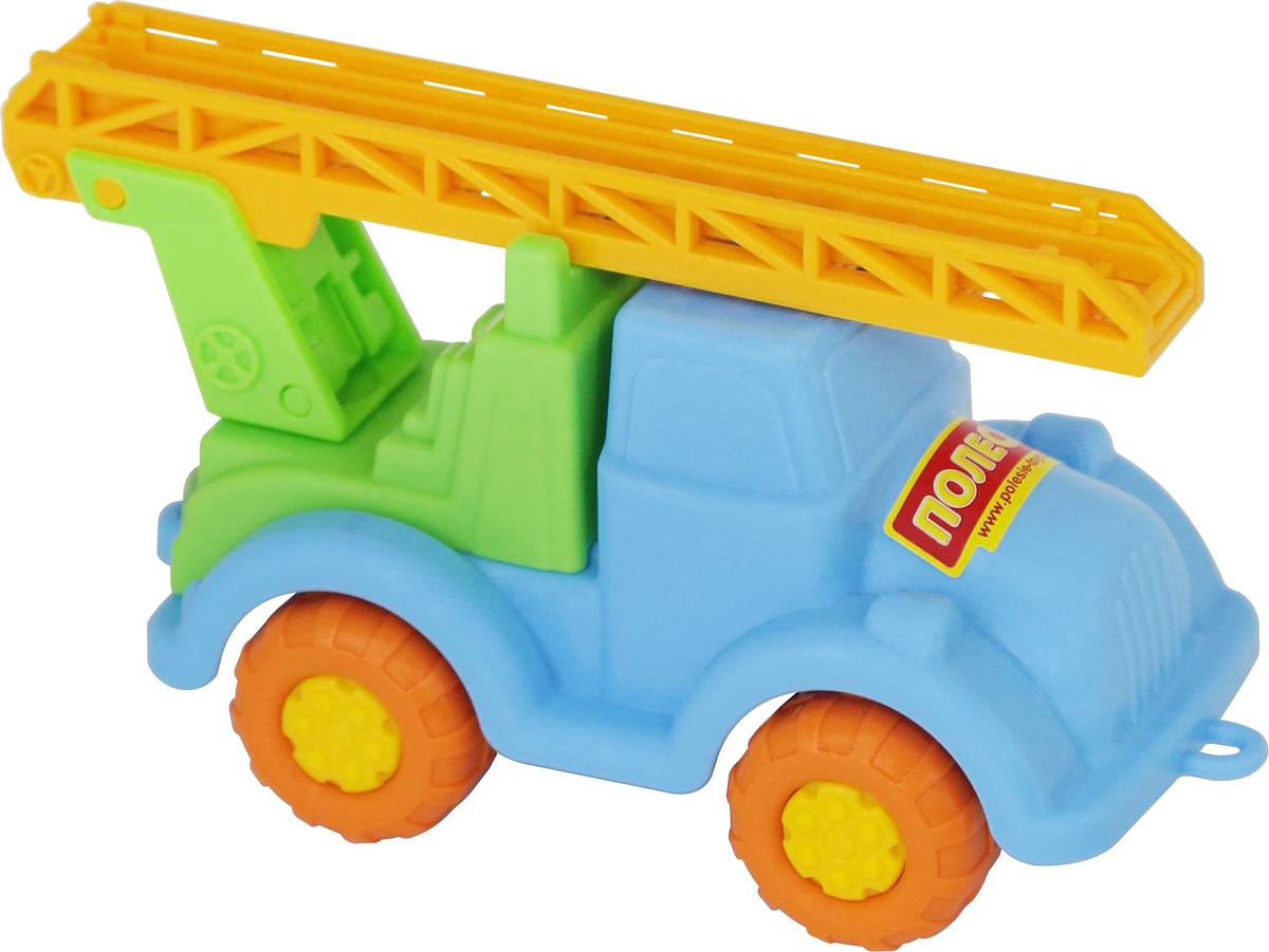 Полесье Пожарный автомобиль Борька автомобиль пожарный полесье volvo в сеточке 8787