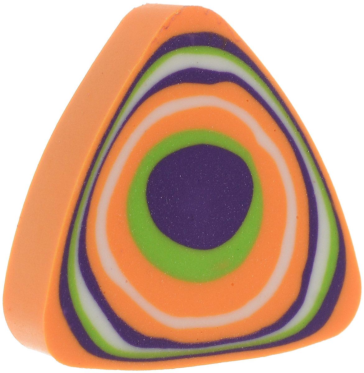 Пифагор Ластик Дельта цвет оранжевый223616_оранжевыйЛастик Пифагор Дельта изготовлен с запоминающимся дизайном. Ластик используется для удаления надписей, выполненных карандашом. Обеспечивает легкое и чистое стирание без повреждения поверхности бумаги и без образования бумажной пыли.