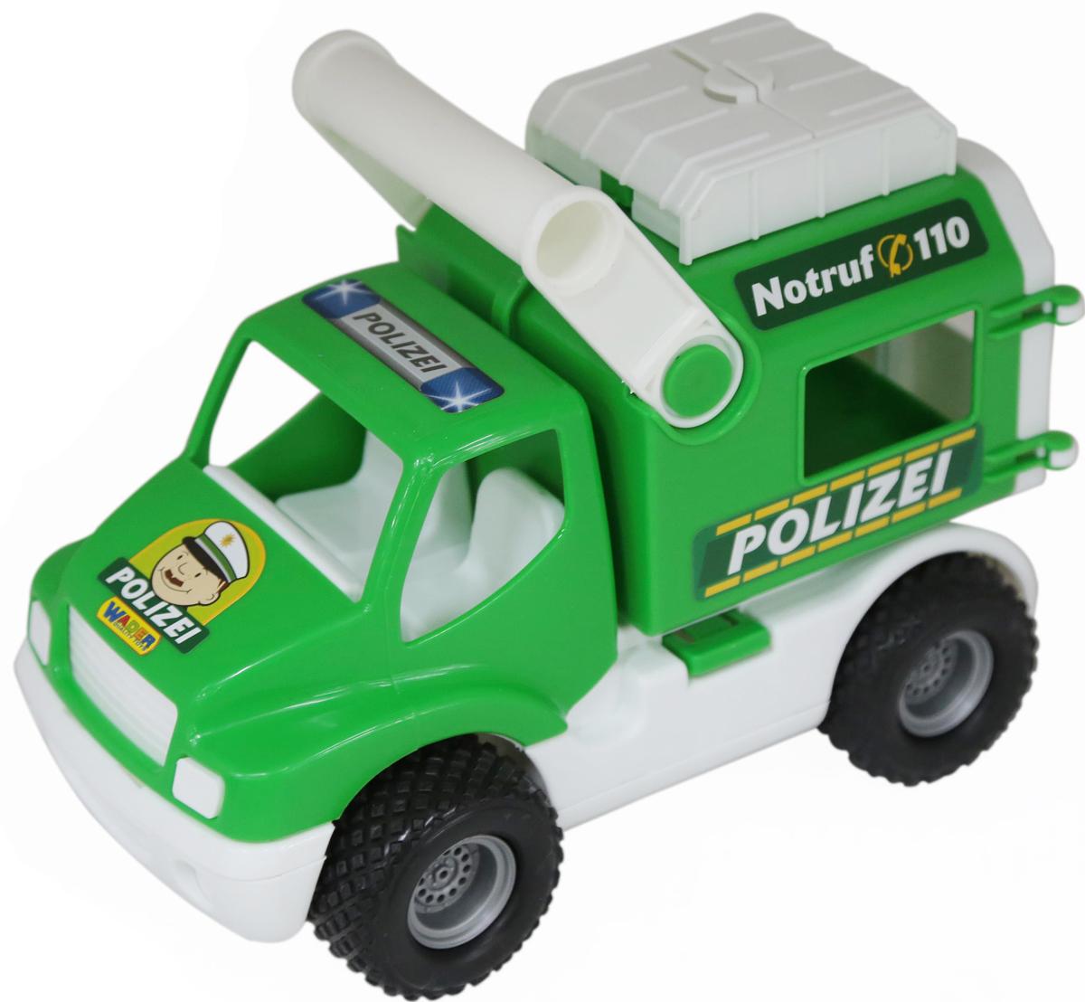 Полесье Полицейский автомобиль КонсТрак полесье коммунальный автомобиль констрак