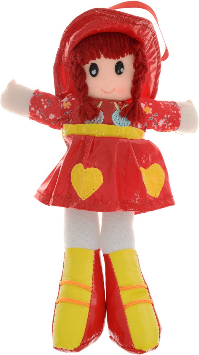 Sima-land Мягкая кукла цвет наряда красный