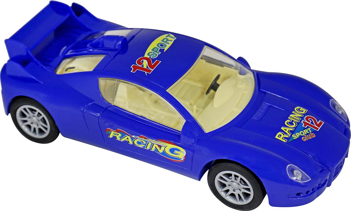 Полесье Автомобиль инерционный Racing полесье набор для песочницы 469