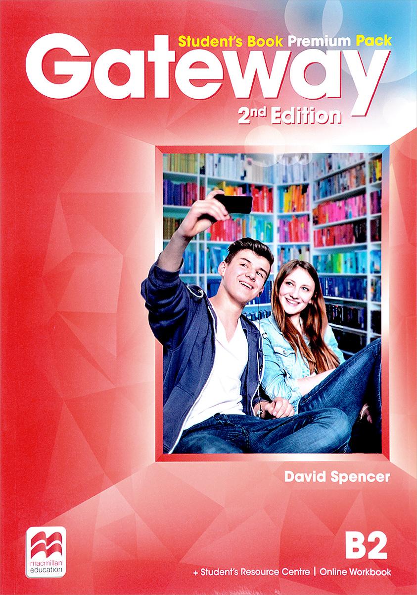 Gateway B2: Student's Book Premium Pack enter the world of grammar book a
