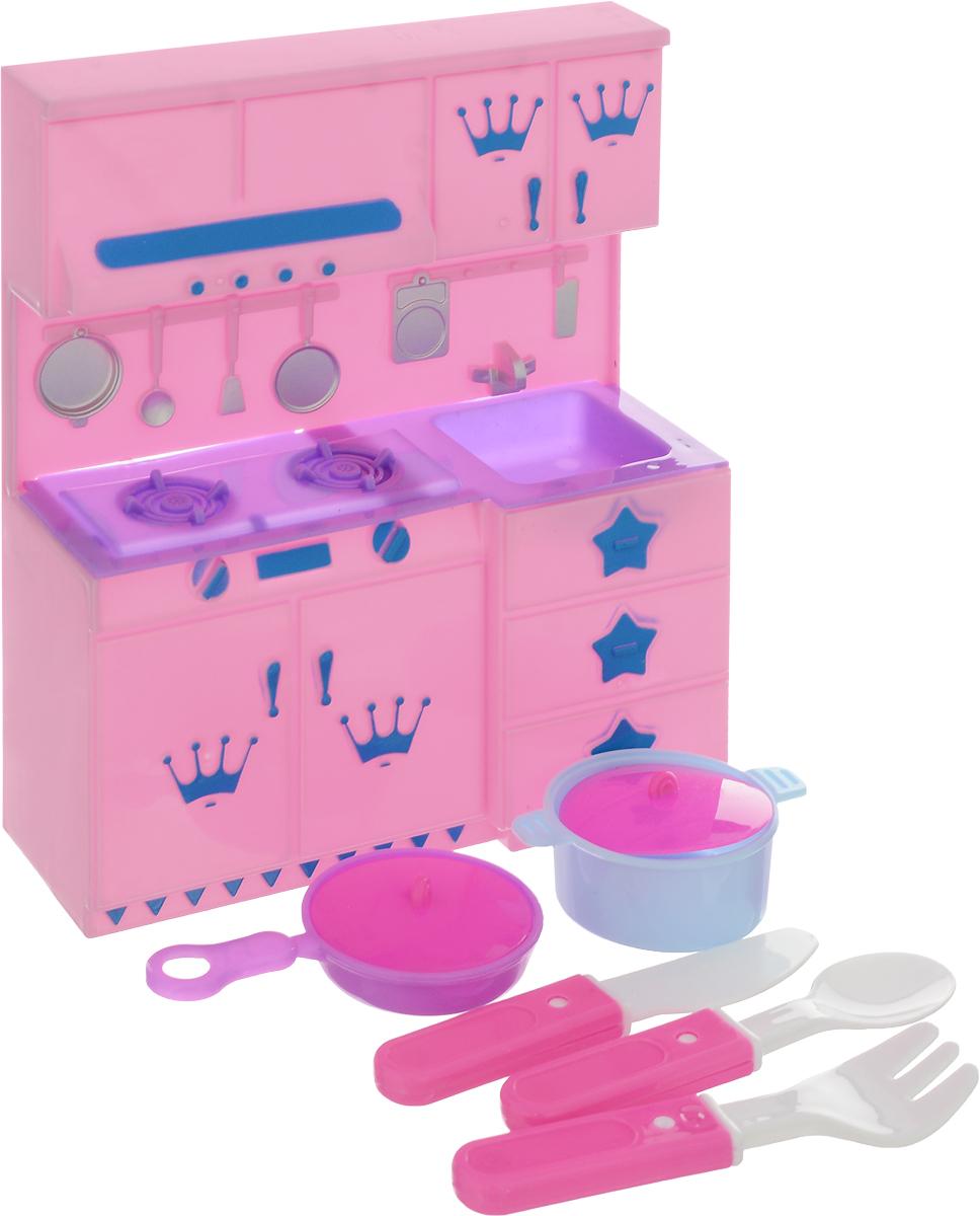 Shantou Gepai Набор мебели для кухни аксессуары для кукол paremo набор текстиля для кукольного домика фантазия